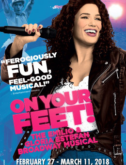 """Rob Reviews """"On Your Feet: The Emilio And Gloria Estefan Broadway Musical"""""""