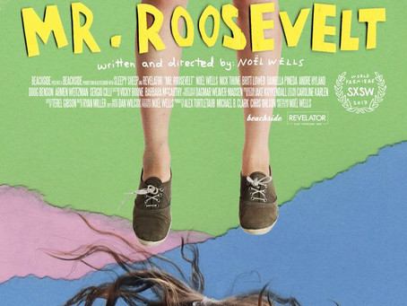 "Rob Reviews ""Mr. Roosevelt"""