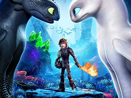 """Rob Reviews """"How To Train Your Dragon: The Hidden World"""""""