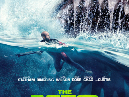 "Chad Reviews ""The Meg"""
