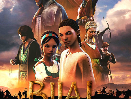 "Alex Reviews ""Bilal: A New Breed Of Hero"""