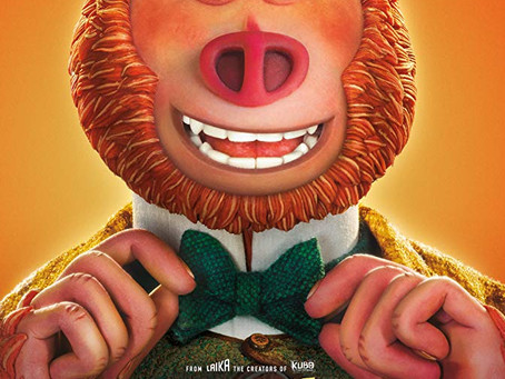 """Don Reviews """"Missing Link"""""""