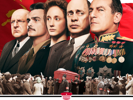"""Don Reviews """"The Death of Stalin"""""""