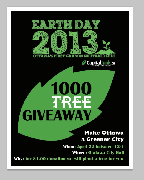 Earth Day Ad