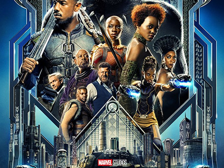 """Chad Reviews """"Black Panther"""""""