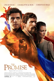 """Rob Reviews """"The Promise"""""""