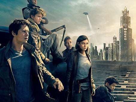 """Don Reviews """"The Maze Runner: The Death Cure"""""""