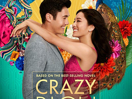 "Chad Reviews ""Crazy Rich Asians"""