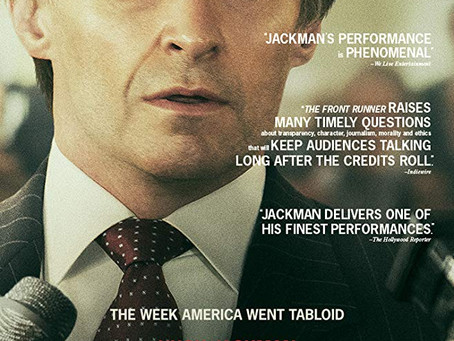 """Rob Reviews """"The Front Runner"""""""