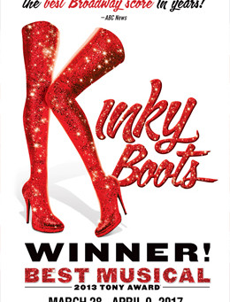 "Rob Reviews ""Kinky Boots"""