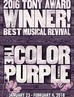 """Rob Reviews """"The Color Purple: The Musical"""""""