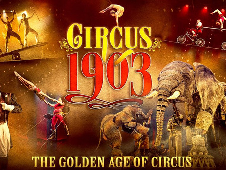 "Rob Reviews ""Circus 1903"""