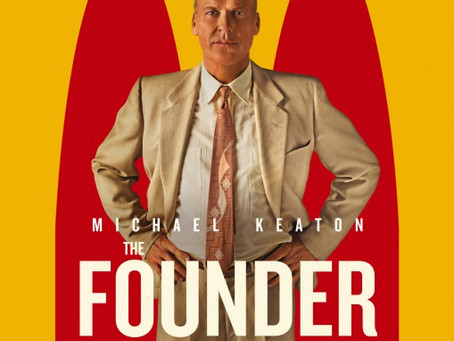 """Rob Reviews """"The Founder"""""""