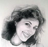 Portrait of Violette