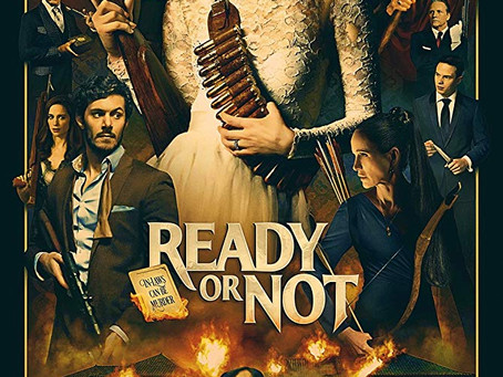 """Rob Reviews """"Ready Or Not"""""""