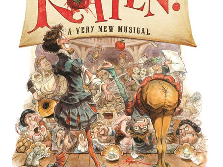 "Rob Reviews ""Something Rotten!"""
