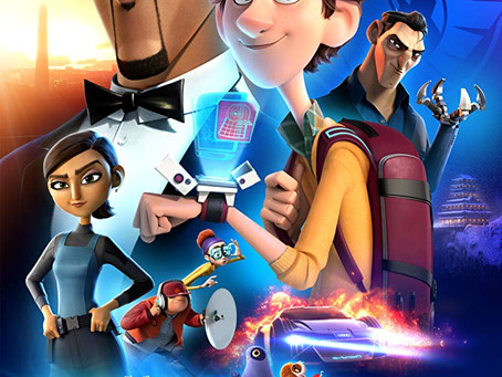 "Don Reviews ""Spies In Disguise"""