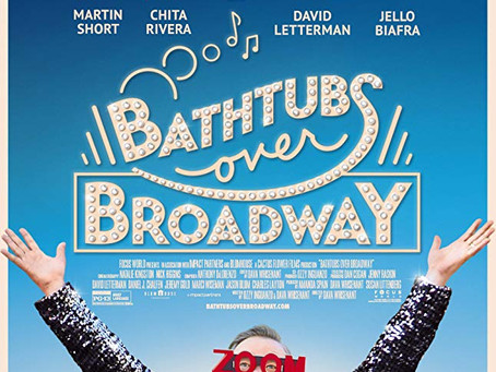 """Rob Reviews """"Bathtubs Over Broadway"""""""