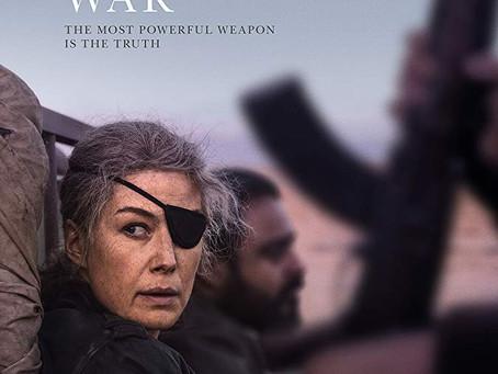 "Rob Reviews ""A Private War"""