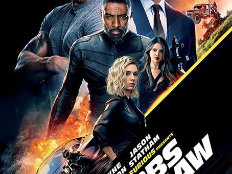 "Don Reviews ""Fast & Furious Presents: Hobbs & Shaw"""
