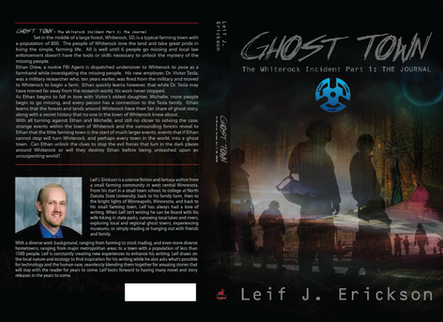 Ghost Town Paper Cover