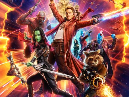 "Rob Reviews ""Guardians Of The Galaxy, Vol. 2"""