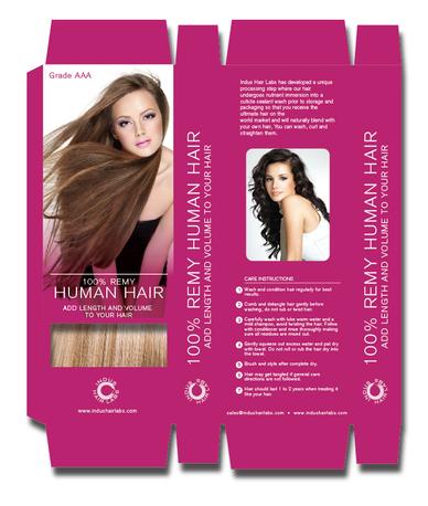 Real Hair Package