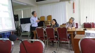 復修項目「規劃申請」村民大會 (1) Briefing to villagers -Hakka Life Experience Village@ Lai Chi Wo planning applica