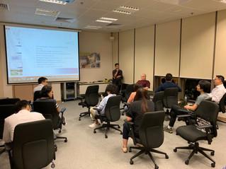 鄉郊基金及無國界工程師有關荔枝窩村灌溉及排水系統研討會 HK Countryside Foundation seminar with Engineers without Border regardin