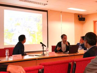 """新界鄉議局簡介「荔枝窩客家生活體驗村」計劃 Sharing of the """"Hakka Life Experience Village @ Lai Chi Wo"""" project"""