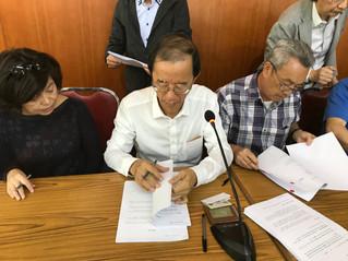 「客家生活體驗村@荔枝窩」租約簽署 第一階段 (首批) Lease Signing Ceremony of HKJC Project batch 1 (1st round)