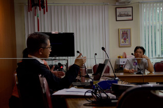 """荔枝窩客家文化體驗村 第二階段復修村屋招募暨進度報告大會""""Hakka Life Experience Village@Lai Chi Wo"""" Project Village House Restora"""
