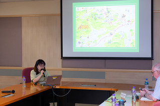 嶺南大學有關城市及鄉郊文化保育講座交流會 Lingnan University workshop on Heritage Conservation in the Urban and Rural are