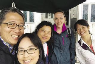 """香港律師會會刊編輯訪問荔枝窩 Editor, """"HK Lawyer"""" magazine, The Law Society of Hong Kong visited Lai Chi"""