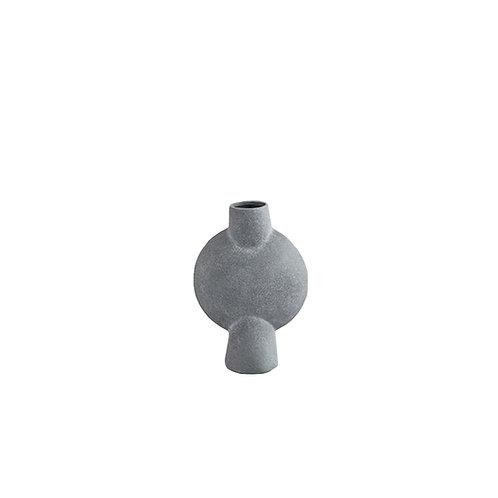 101 Copenhagen Sphere Vase Bubl, Mini - Lys Grå