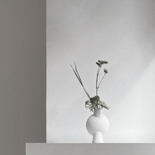 101 Copenhagen Sphere Vase Bubl, Mini -Hvit