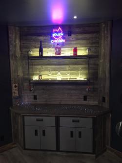 Man Cave - Bar Lights