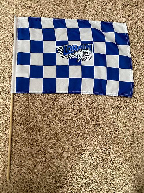 LRP Bu&W Flags
