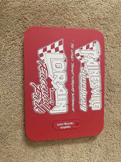 Red Seat Cushions