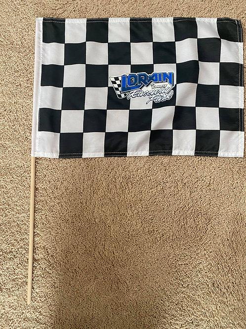 LRP B&W Flag