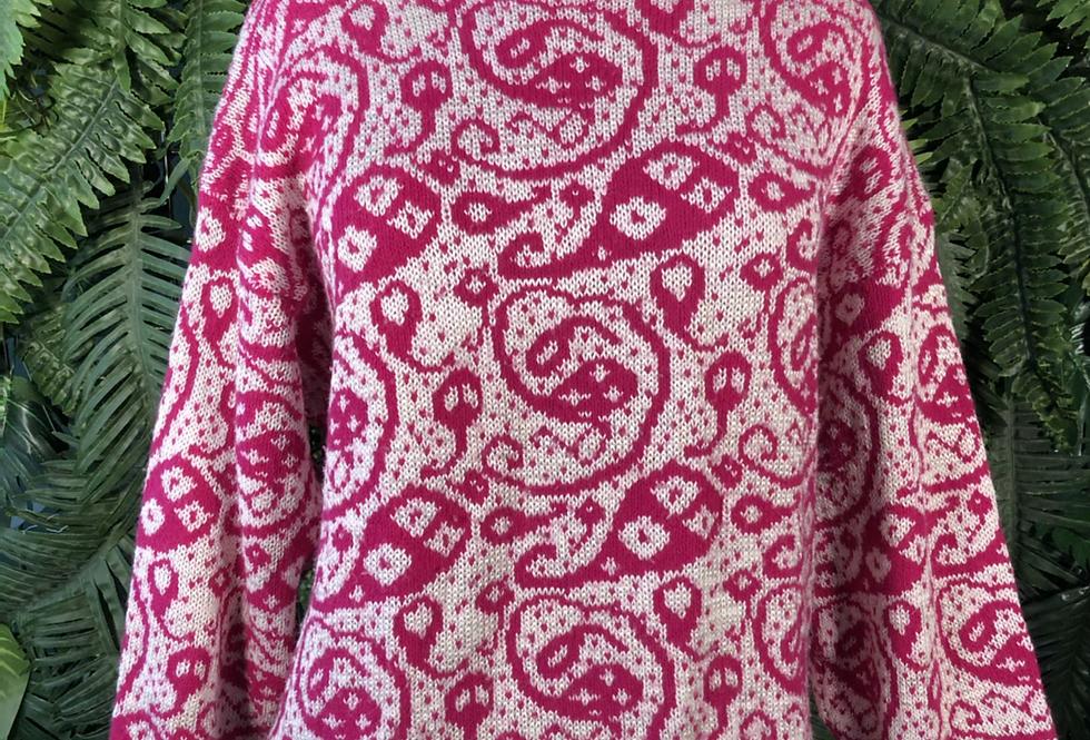 Angora plus knit