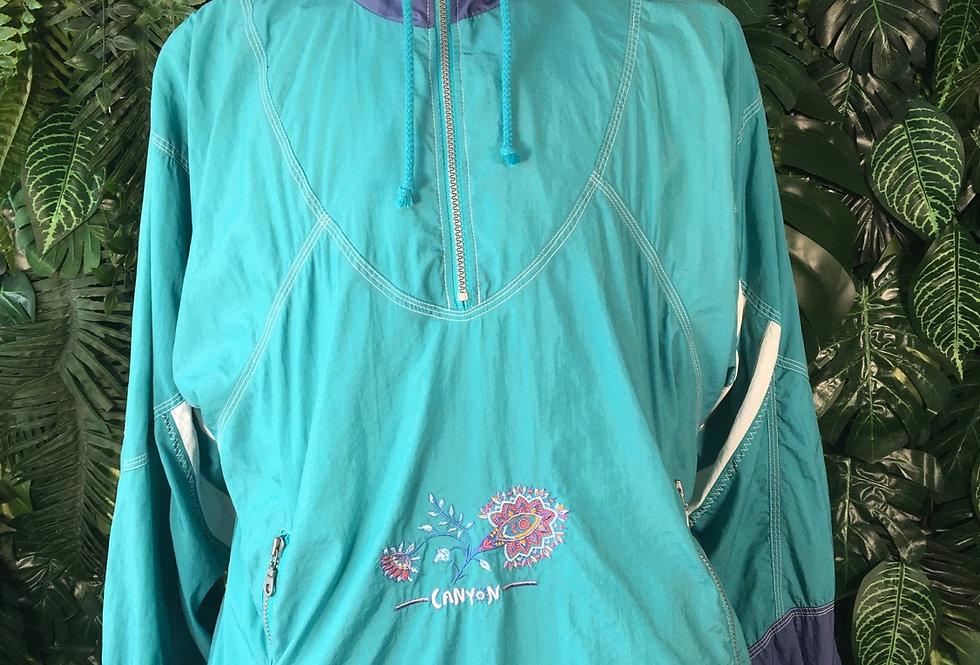 Canyon track jacket (L)