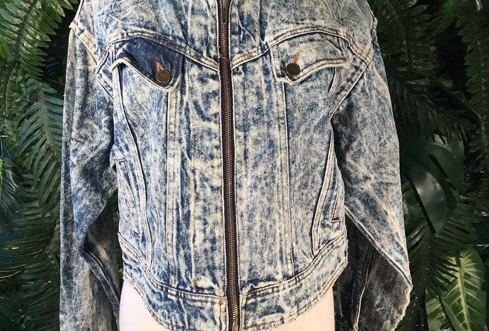 Prezzia stonewash denim jacket