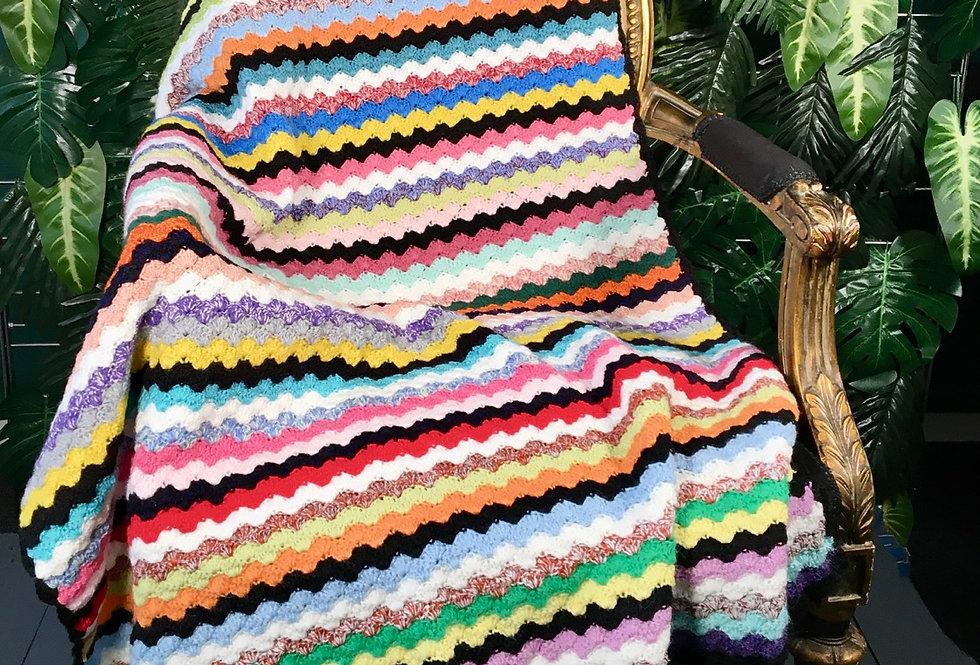 Kids Rainbow Blanket