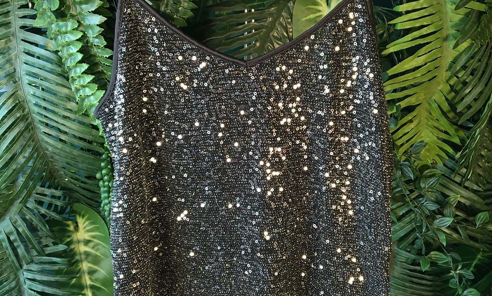 Sequin String Top (Small)