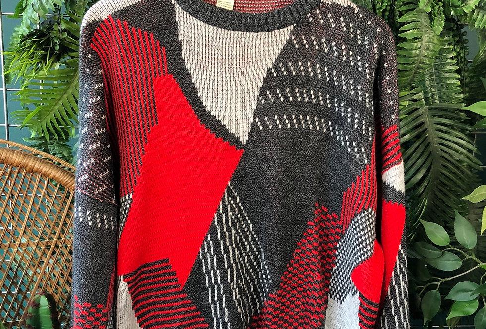 Ladies 80s knit