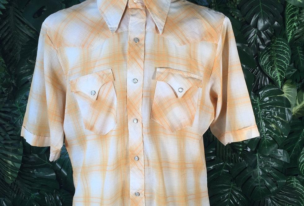 Tail Ridge plaid shirt (M)