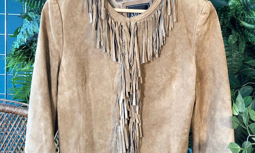 Fringe tassel jacket