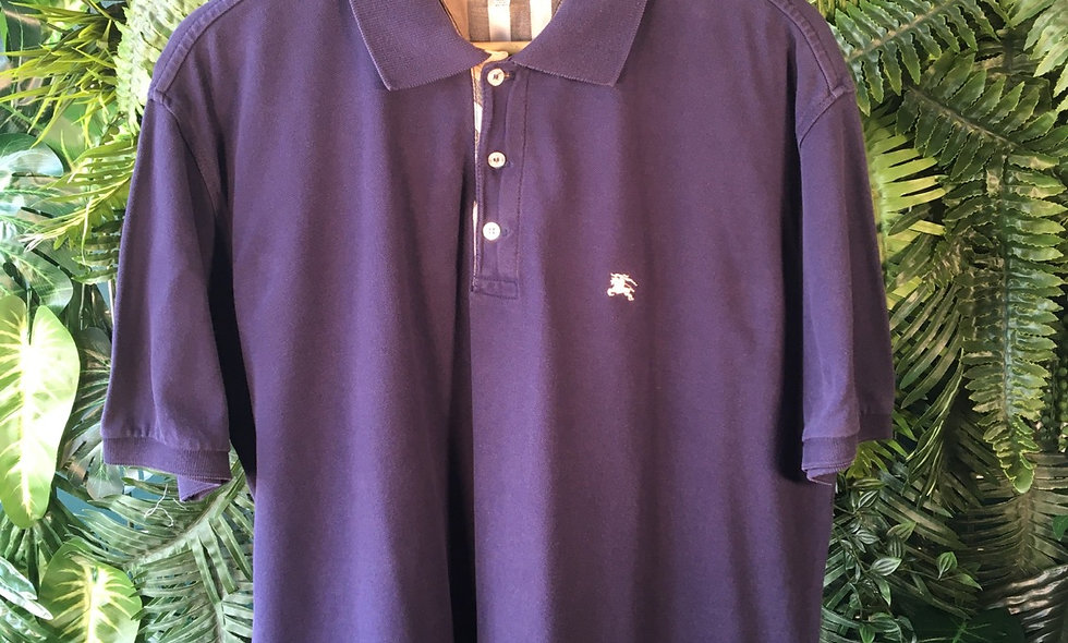 Men's Classic Burberry Polo