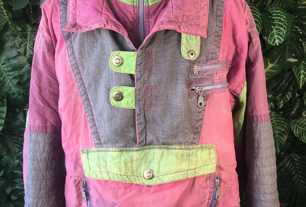 80s Distressed ski jacket